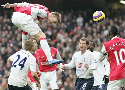 The Bendtner we all loved